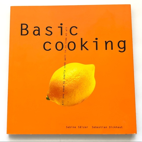 """Basic Cooking"" cookbook"